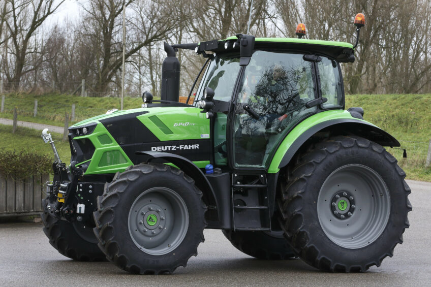 Farmers want to invest more in machinery. Photo: Hans Prinsen