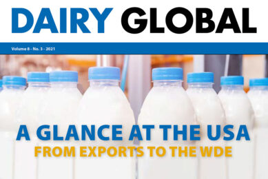 Edition 3! American dairy and an innovative methane solution