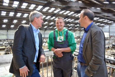 Farmer to trial new nitrogen fixing plasma reactor. Photos: Chris McCullough