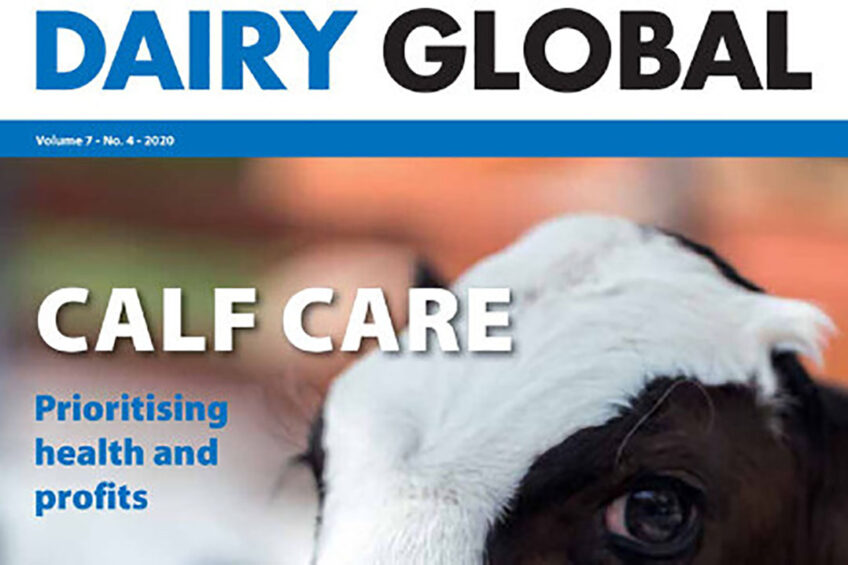 Dairy Global magazine edition 4: From equipment to calf care