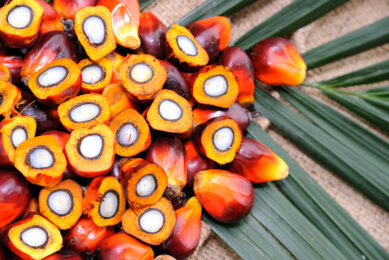 PKFAD is a by-prodcut of the physical refining of palm kernel oil. Photo: Mavesa