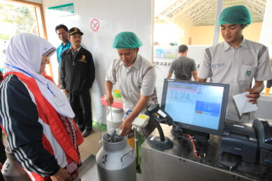 Asia and Africa profit from Dairy Development Programme