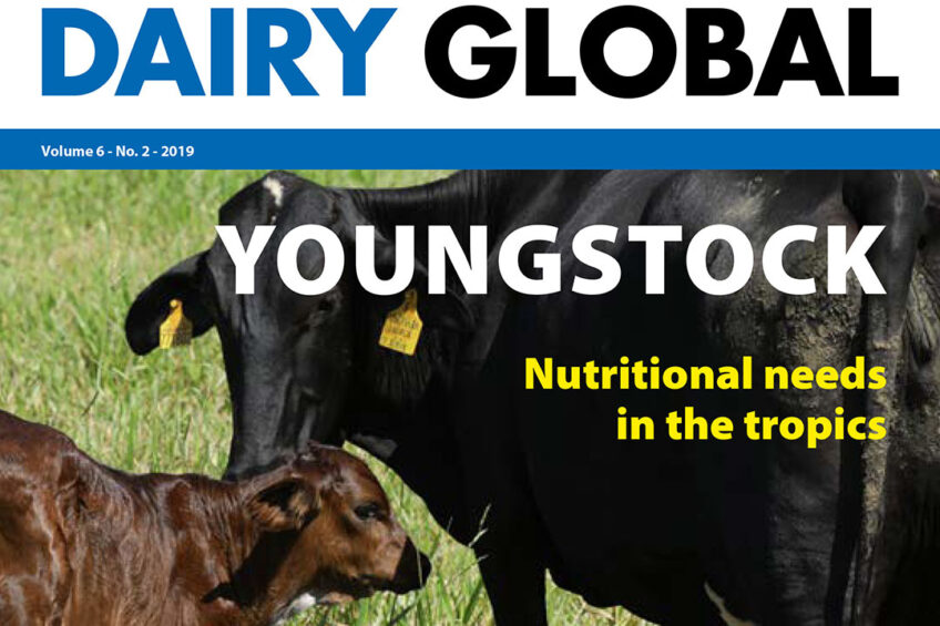 April edition of Dairy Global now online