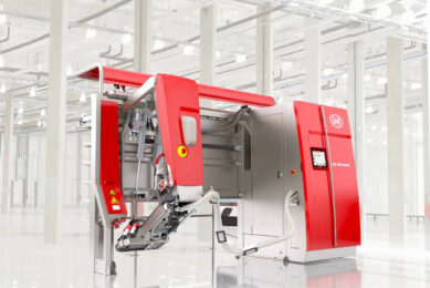 Lely introduces new A5 milking robot. Photo: Lely