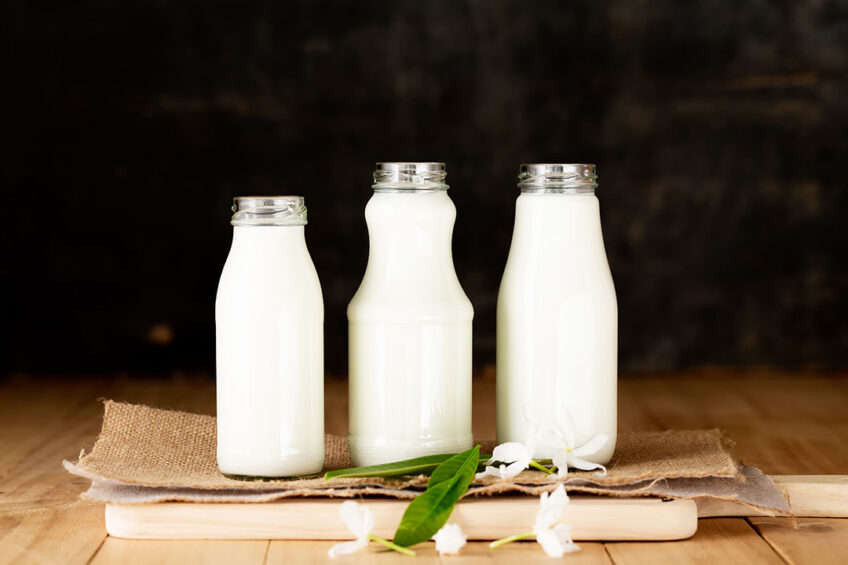 The effect of inorganic plus organic selenium supplementation of feeding dairy cows at a moderate level was more effective than sodium selenite, increasing milk selenium concentration of dairy cows by 29.7%. Photo: jcomp