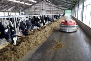 Dairy Global part of Future Farming theatre at GFIA. Photo: Bert Jansen