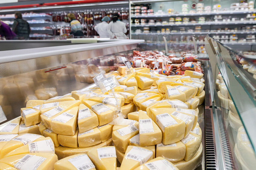 On 15 October 2020 Argentina has again been allowed access to the dairy market in South Korea, it  will be permitted to export butter, cheese, whey, powdered milk, and cream. Photo: Shutterstock
