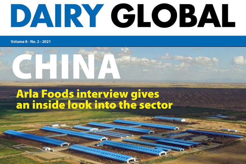 Dairy Global edition 2! A journey to China, US, and Brazil
