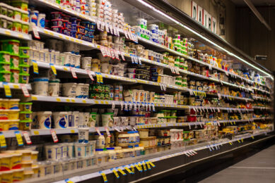 The global organic dairy product market is said to be experiencing double-digit compound annual growth. Photo: Squirrel photos