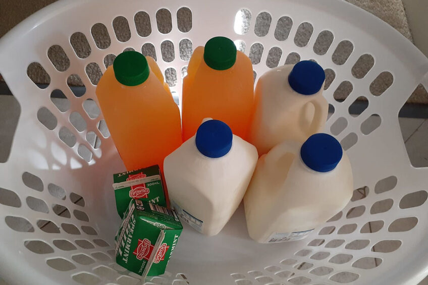 Covid-19, Australia: Brownes brings back the milkman
