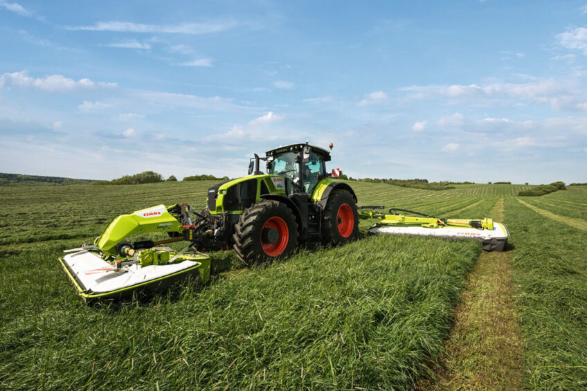 Agromek: Innovations and Agromania. Photo: Agromek