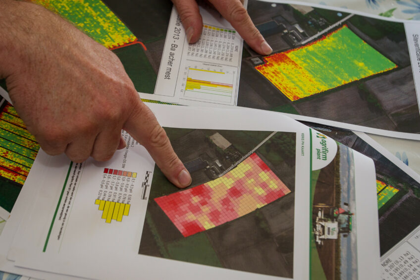 Digital Farming: what does it really mean? Photo: Peter Roek