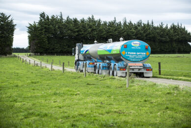 Greater milk price certainty for Fonterra farmers. Photo: Colleen Tunnicliff