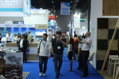 The last time the global livestock industry met in Bangkok was at VIV Asia in 2019. Photo: Vincent ter Beek.