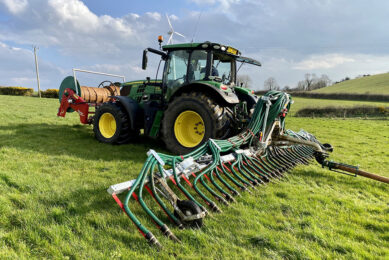 The new tool can identify the best areas on which to spread farm organic waste to reduce its effects on the environment. Photo: Chris McCullough