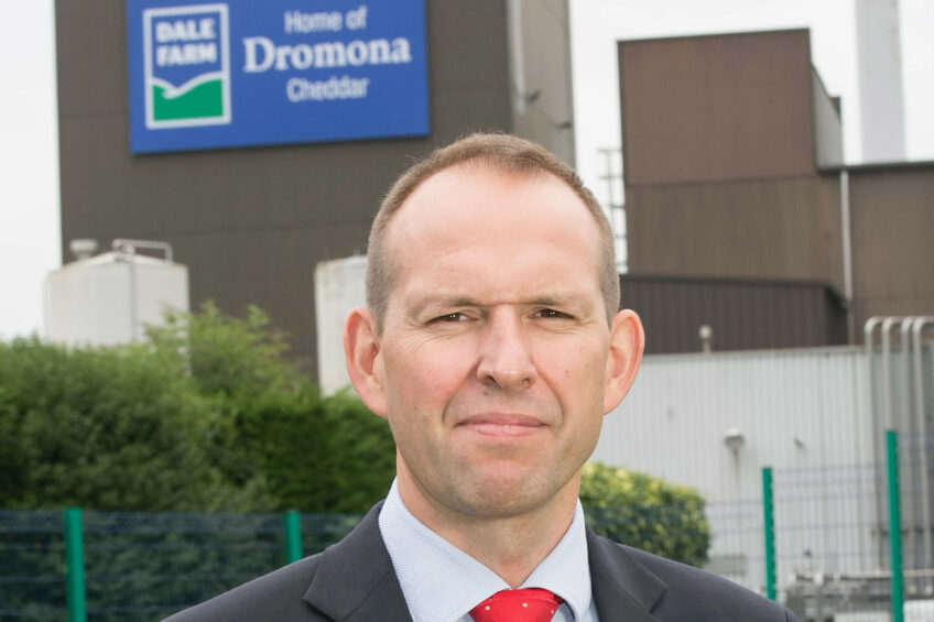 Nick Whelan, new Group Chief Executive at Dale Farm.