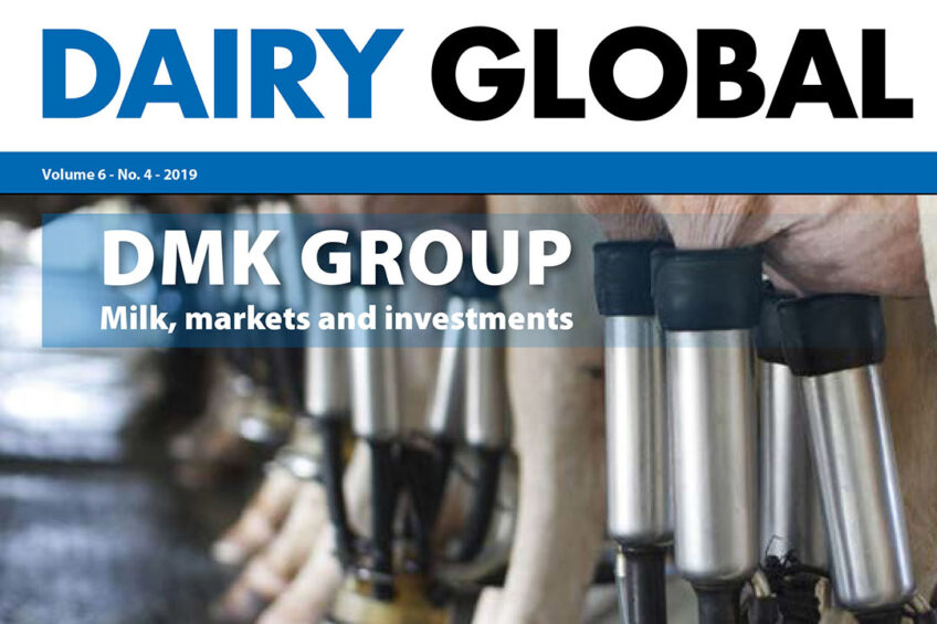 October edition of Dairy Global now online