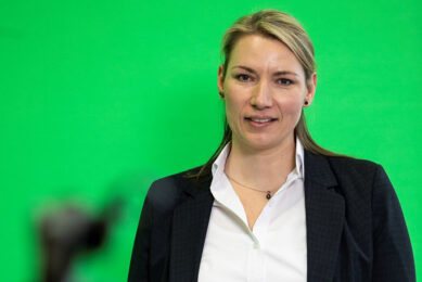 Ines Rathke, project manager at the German Agricultural Society (DLG). Photo: DLG