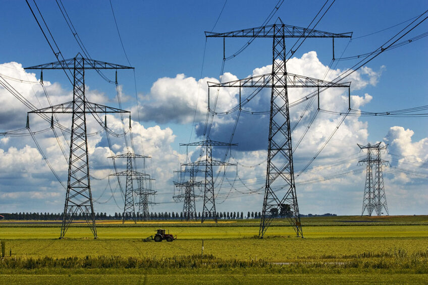 Many stray voltage issues are certainly coming from the grid itself. Photo: Herbert Wiggerman