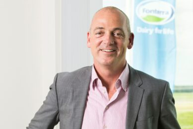 Fonterra's Chief Executive Theo Spierings