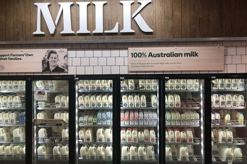 Australian Agriculture Minister David Littleproud intends to engage with the Australian Competition and Consumer Commission to make sure supermarkets will be part of the new dairy mandatory code of conduct as well. Photo: René Groeneveld