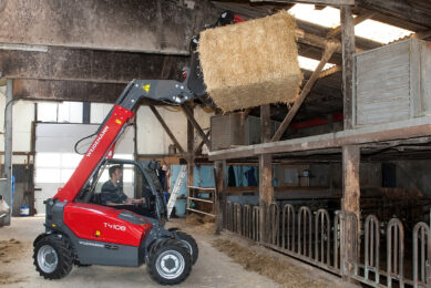 Almost 20% of Belgian dairy farmers willing to invest