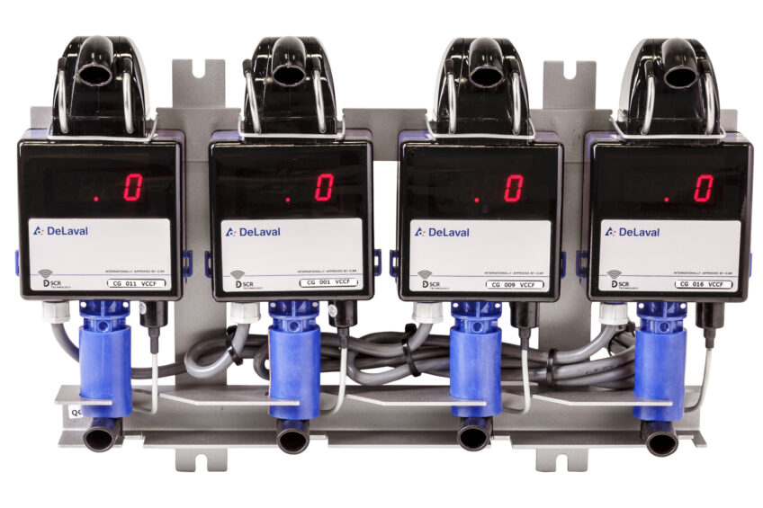 Labour cost savings with new milk meter calibration software