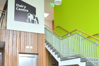 Northern Ireland: New dairy unit meets student demands