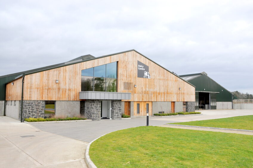 Photo report: New £2.5m dairy unit in Northern Ireland
