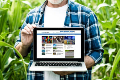 New and improved! Dairy Global to launch a new website